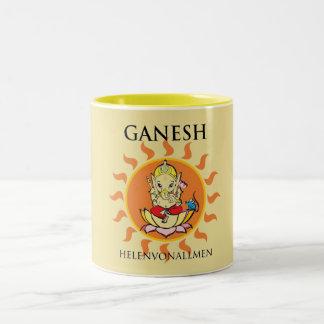 Ganeshaのベビー ツートーンマグカップ