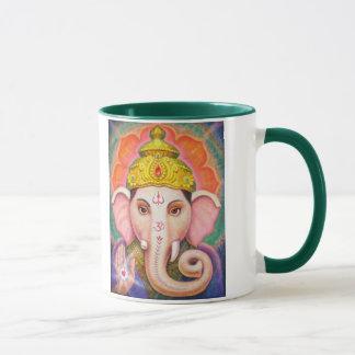 Ganeshaの恵み マグカップ
