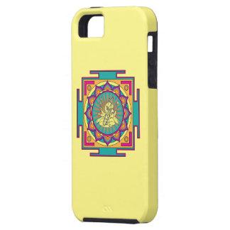 Ganeshaの曼荼羅 iPhone SE/5/5s ケース