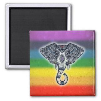 Ganeshaの虹の磁石 マグネット