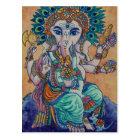 Ganeshaの郵便はがき ポストカード