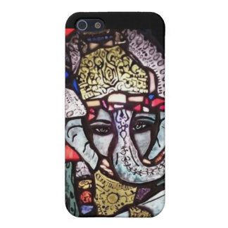 GaneshaのiPhoneの場合 iPhone 5 カバー
