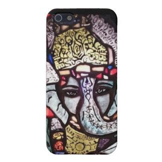 GaneshaのiPhoneの場合 iPhone SE/5/5sケース