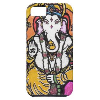 Ganesha主 iPhone SE/5/5s ケース