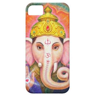 Ganesha象の仏のiPhone 5の場合 iPhone SE/5/5s ケース