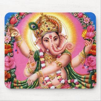 Ganesha踊りの主 マウスパッド
