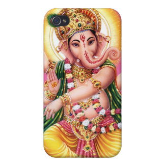 Ganesha踊りの主 iPhone 4 Cover