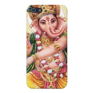 Ganesha踊りの主 iPhone 5 カバー