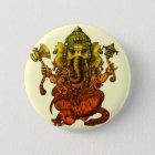 Ganesha7 缶バッジ