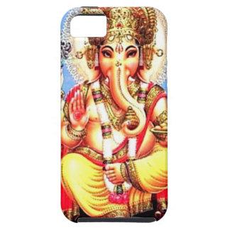 Ganesha (गणेश)のインドゾウ iPhone SE/5/5s ケース