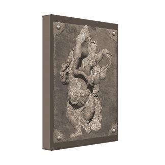 Ganesha キャンバスプリント