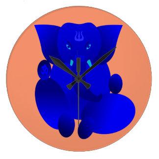 Ganesha ラージ壁時計