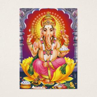 Ganesha -神は賛美します 名刺