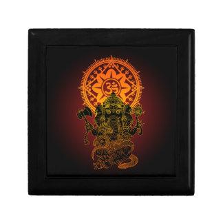 Ganesha 02 スクエアギフトボックス小