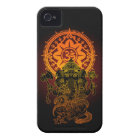 Ganesha 02 Case-Mate iPhone 4 ケース