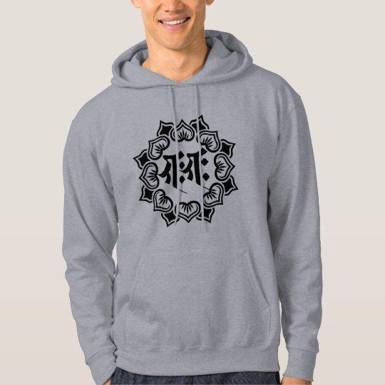 Ganesha bonji(B) パーカ