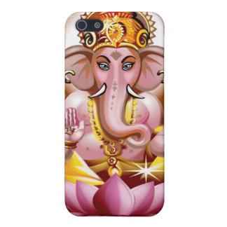 Ganesha ChaturthiのiPhone 4のSpeckの場合 iPhone SE/5/5sケース