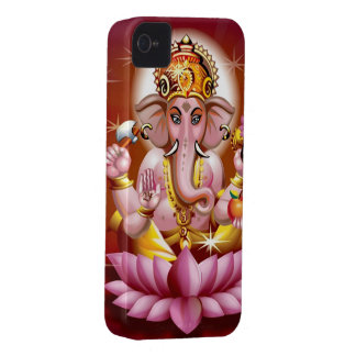 Ganesha Chaturthiのiphone 4ケース Case-Mate iPhone 4 ケース
