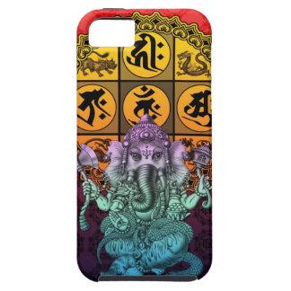 Ganesha Diamond Realm 2 iPhone SE/5/5s ケース