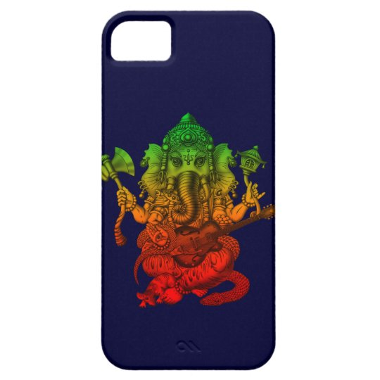 Ganesha Guitar iPhone SE/5/5s ケース
