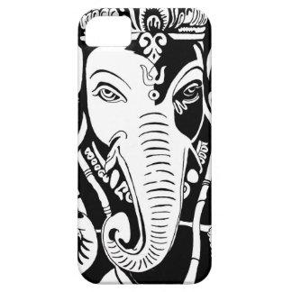 Ganesha IPhone 5の場合 iPhone SE/5/5s ケース