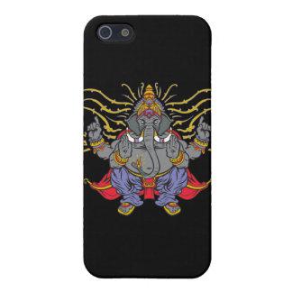 Ganesha iPhone SE/5/5sケース