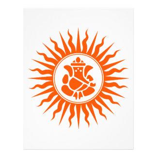 Ganesha Sign主 チラシ