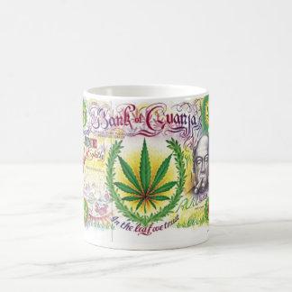 gangaの銀行 コーヒーマグカップ
