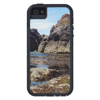 Garaの石へのデボンの南海岸東のPrawle iPhone SE/5/5s ケース