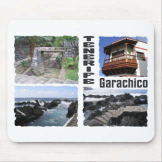 Garachico、テネリフェ島のmousepad マウスパッド