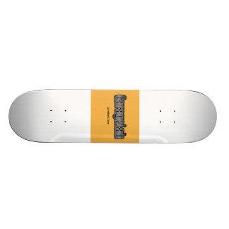 Garagelabの生産のロゴ スケートボード