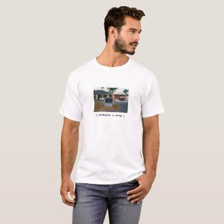Garbanzonの集団#1: テレビ tシャツ
