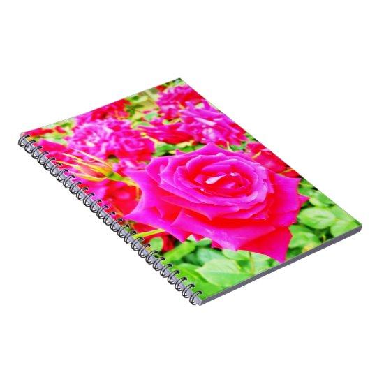 Garden of Roses ノートブック