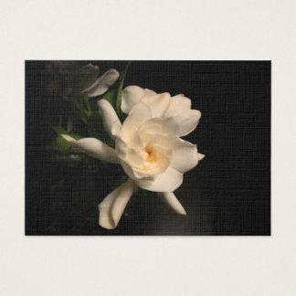 Gardeniaの花 名刺