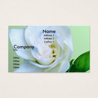 Gardenia 名刺