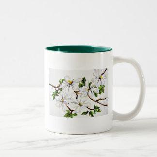 Gardenias ツートーンマグカップ