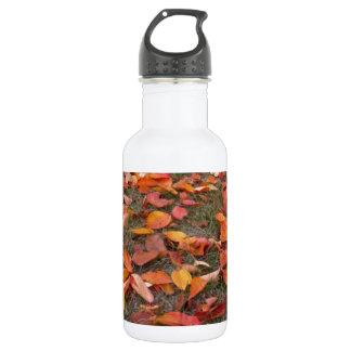 gardenVOO4のさくらんぼの葉 ウォーターボトル