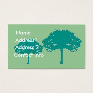 Gardnerの庭師の名刺 名刺