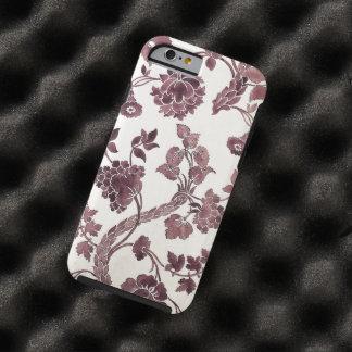 Garthwaiteの花のヴィンテージの水彩画の絹のデザイン ケース