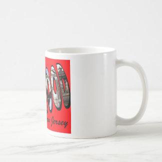 Garwoodの郵便はがきのマグ コーヒーマグカップ
