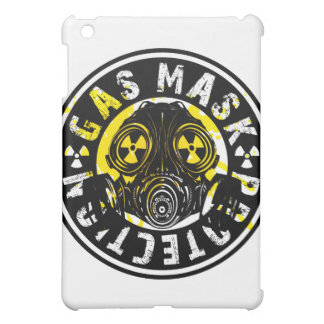 GAS_MASK_PROTECTION iPad MINI カバー