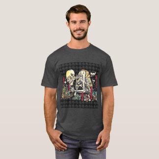 gashadokuroは重金属です tシャツ