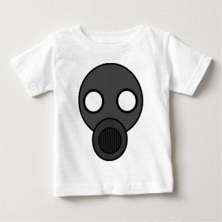 gasmask ベビーTシャツ