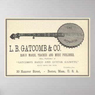 Gatcombポスター ポスター