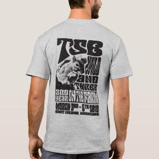 Gathering2017 60年代のスタイルの人のティー tシャツ