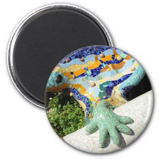 Gaudiのトカゲの手のギフトの磁石 マグネット