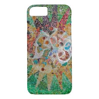 Gaudiのモザイク iPhone 8/7ケース