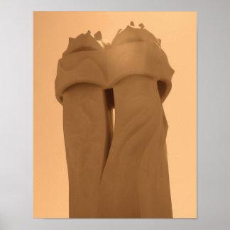 Gaudiの兵士 ポスター