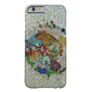 Gaudiの花 Barely There iPhone 6 ケース