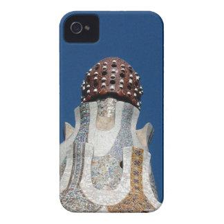 Gaudiの花 Case-Mate iPhone 4 ケース